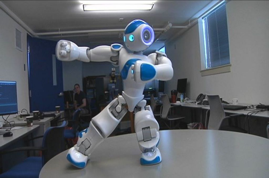 rpi scientists research robot self awareness