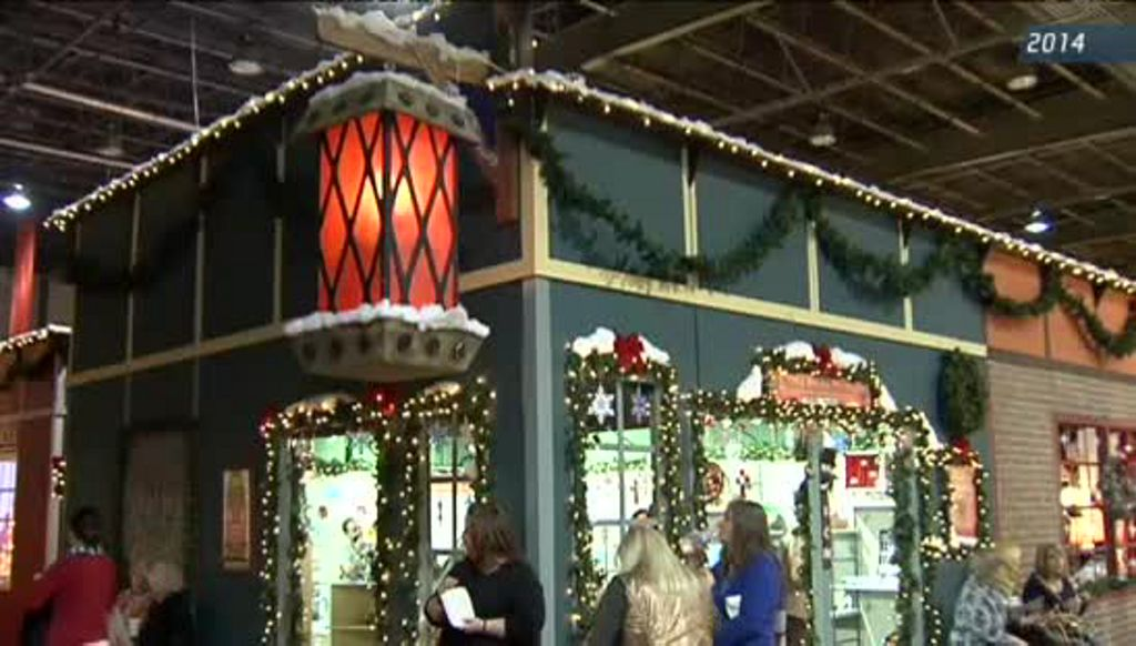 southern christmas show kicks off in charlotte