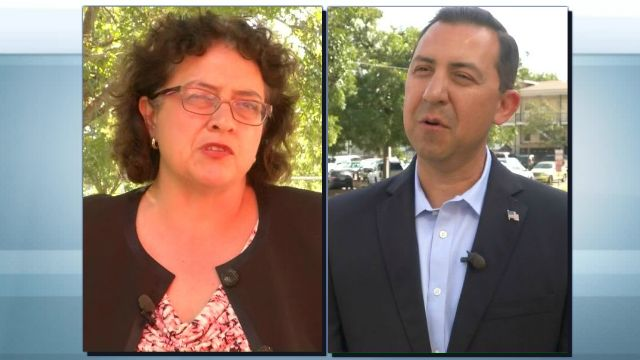 Familiar Versus New: District 50's Celia Israel to Face Ceasar Ruiz
