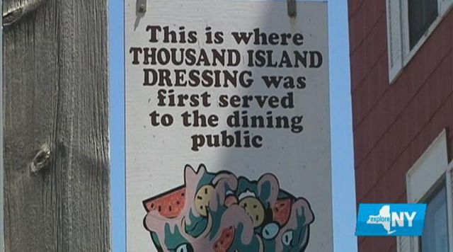 The Story of Thousand Islands Salad Dressing
