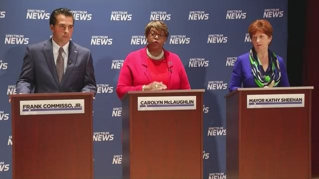 Albany Democratic mayoral candidates square off