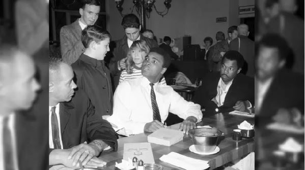 Tale of the Tape: 50 Years Ago Muhammad Ali Spoke to A Manhattan Ninth Grader, Who Now Shares the Tape with NY1