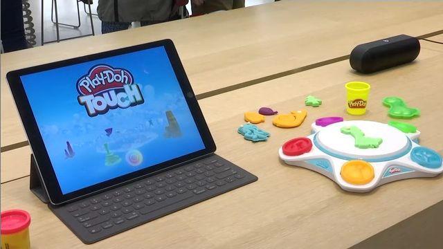 App Wrap: 'Play-Doh Touch,' 'Roli's Lightpad Block'
