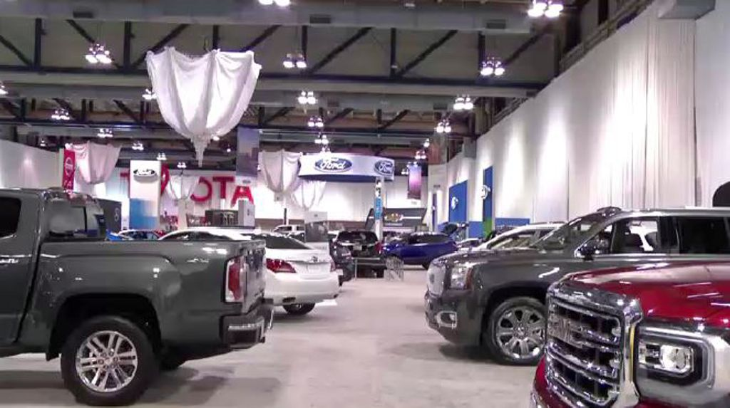 Get Behind The Wheel At Rochester International Auto Show - Rochester car show
