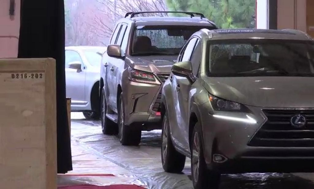 North Carolina International Auto Expo Set To Begin In Raleigh - Car show raleigh nc fairgrounds