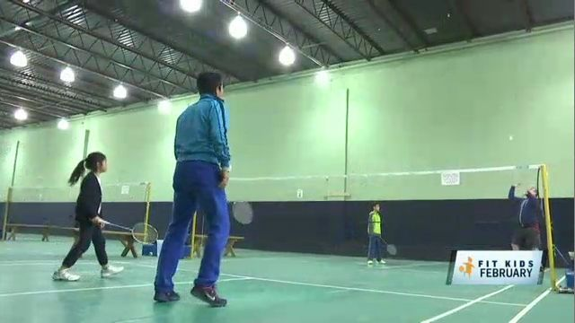 Fit Kids February: Badminton Serves Dual Purpose for Queens Kids