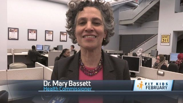 Fit Kids Take It From Me: Dr. Mary Bassett