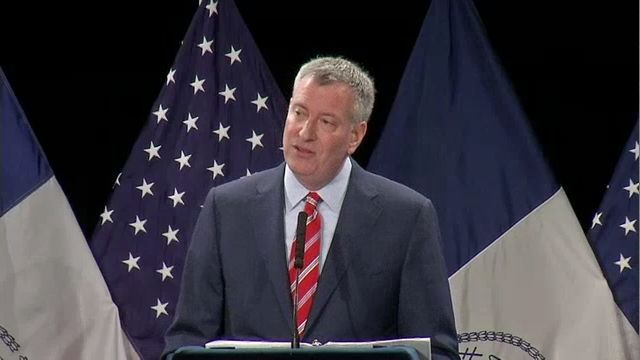 The City Poll: Matching Up de Blasio to Cuomo, Bloomberg