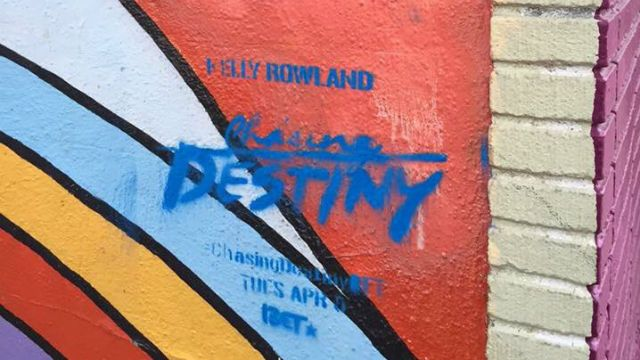 BET Responds to SXSW Graffiti Campaign in East Austin
