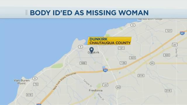 Woman's body found in NY may be slain Pennsylvania woman