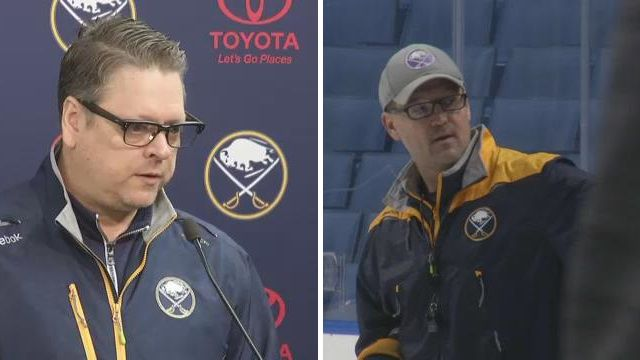 Buffalo Sabres fire GM Tim Murray and coach Dan Bylsma