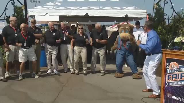 178th edition of the Erie County Fair underway