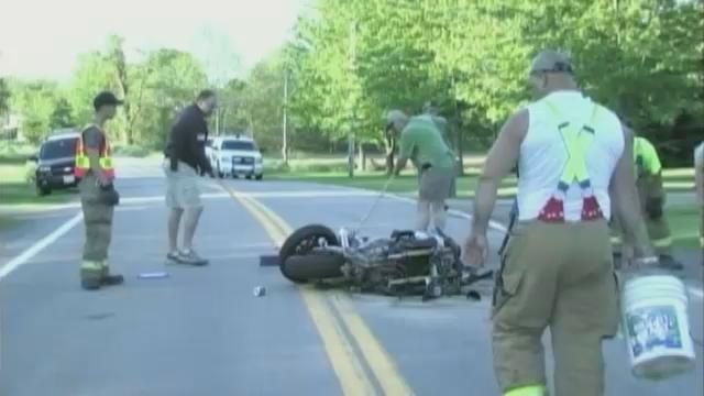 Cyclist killed on impact in high speed collision with truck