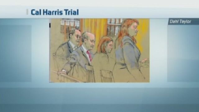 Cal Harris' Murder Trial to Resume Monday