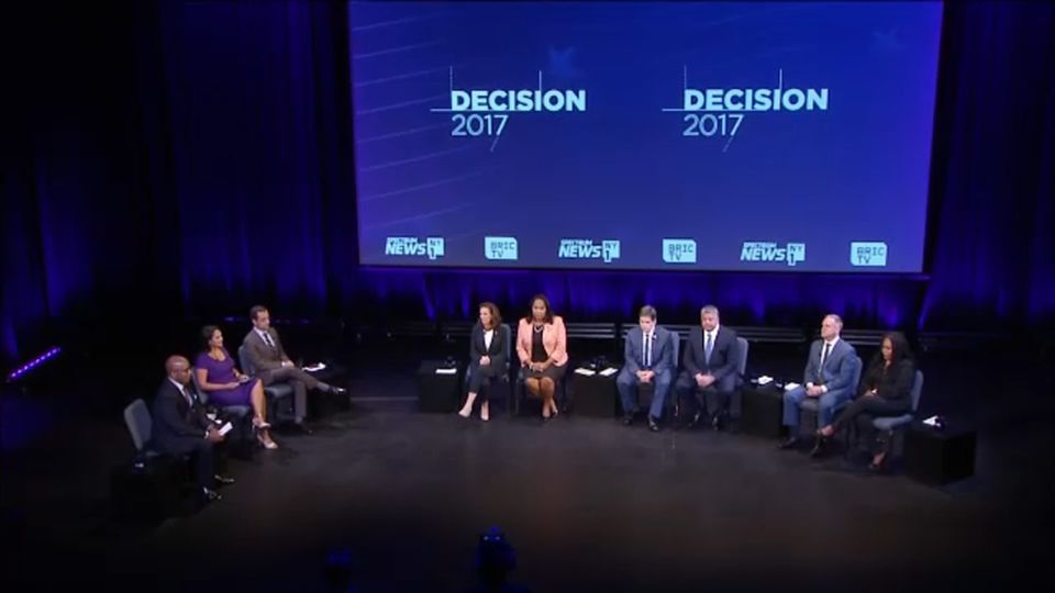 NY1 Democratic primary debate for Brooklyn district attorney