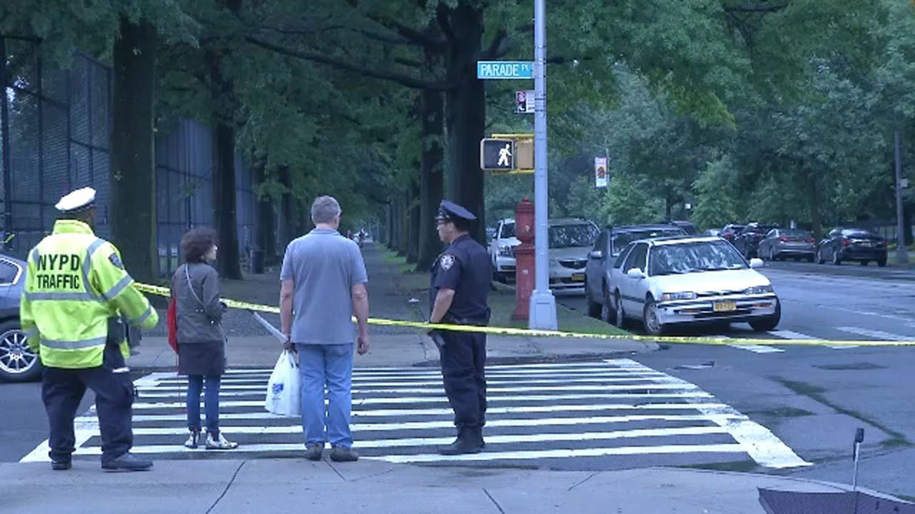 Man dead after shooting near Prospect Park