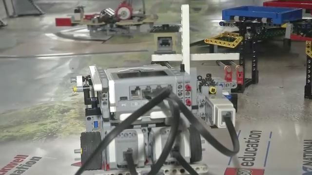 Students Compete In Lego Robotics Design Contest In Brooklyn