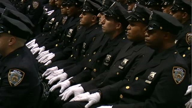 Black Police Officers Divided Over Eric Garner's Death