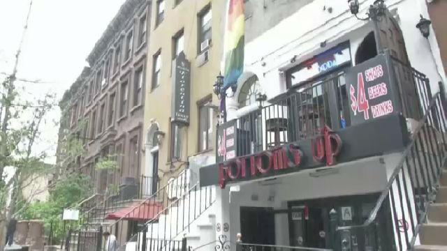 from Bruce gay bar jamestown ny