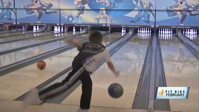 Fit Kids February: Fitness a Strike for Kids Who Bowl