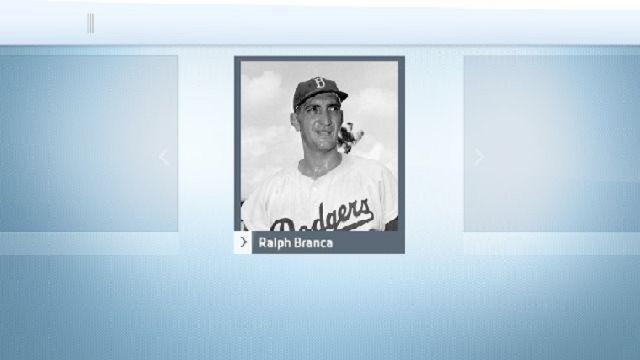 Branca, pitcher who gave up 1951 'Shot Heard 'Round World,' dies