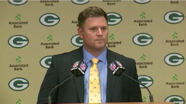 Bills Interview Packers' Brian Gutekunst for GM Job