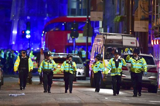 Trump tweets on London attacks: 'stop being politically correct'