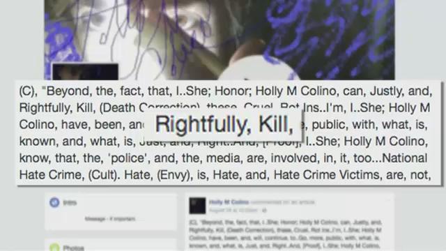Mental health experts weigh in on Brockport murder suspect's online activity
