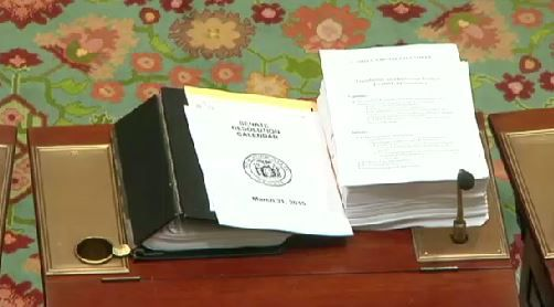 State Budget Wraps, But What's in New Spending Plan?