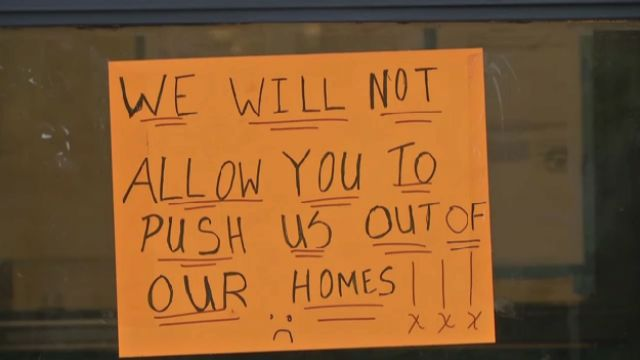 Tenants of 3 Brooklyn Buildings Say Landlords Are Forcing Them Out of Their Homes