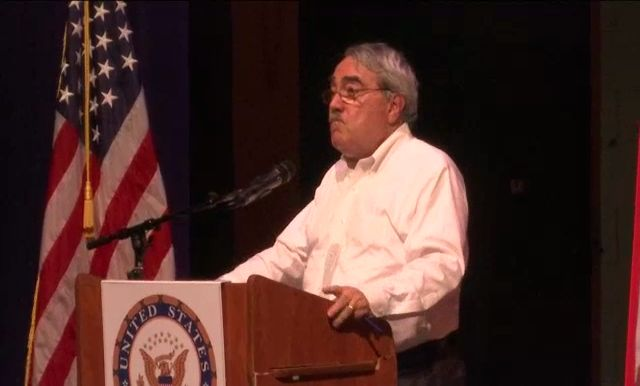 Butterfield Holds Town Hall Event in Durham