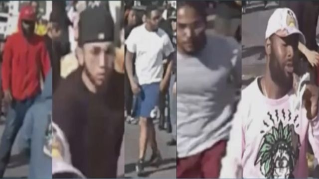 Group Sought in Attack on Merchant on Busy Bronx Shopping Strip