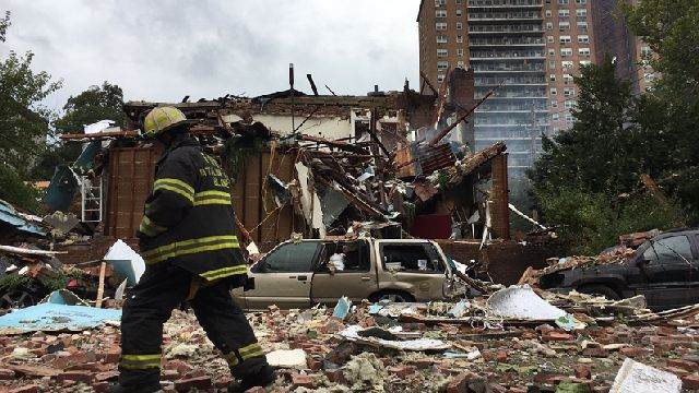 Second Person in Custody in Connection with Bronx House Explosion
