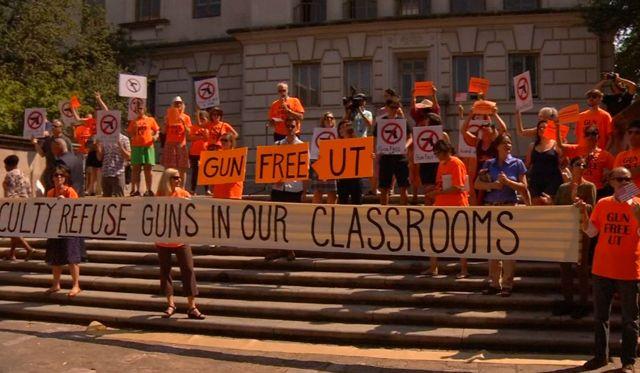 Oregon College Shooting Ignites Campus Carry Debate