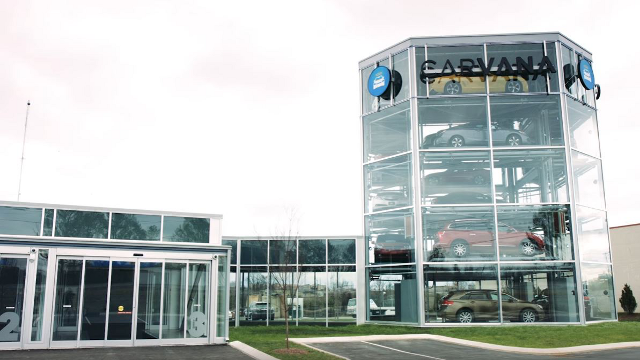 Could car vending machine make its way to austin 39 s motor mile for Motor mile austin texas