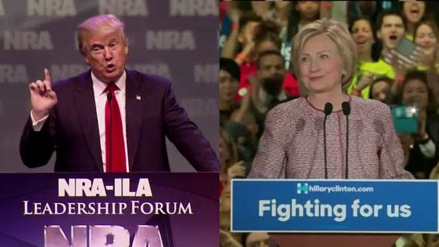 Trump Accuses Clinton of 'Trying to Rig' Debates Scheduled by Non-Partisan Commission