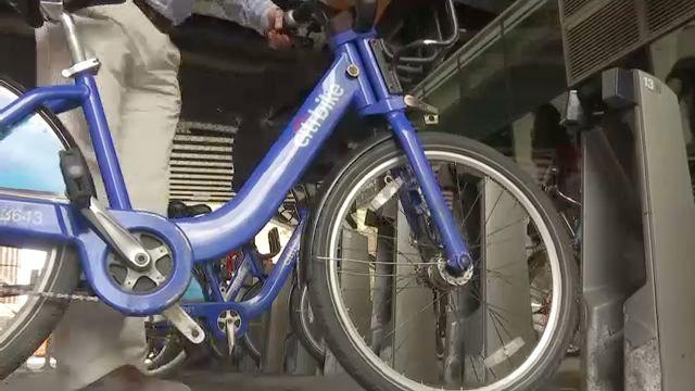 Bike-Sharing Program CitiBike Celebrates Fourth Birthday with Plans for Expansion