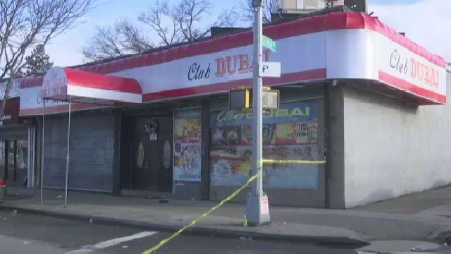 NYPD Investigating Double Queens Shooting on roosevelt blvd, van nuys blvd, washington blvd, silver strand blvd, san marcos blvd, la jolla blvd, westwood blvd, long beach blvd,