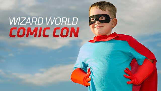Spectrum News: Wizard World Comic Con Austin