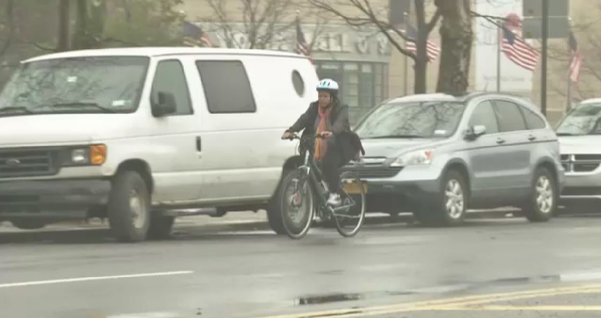 Controversial Bike Lanes Coming To Corona This Summer