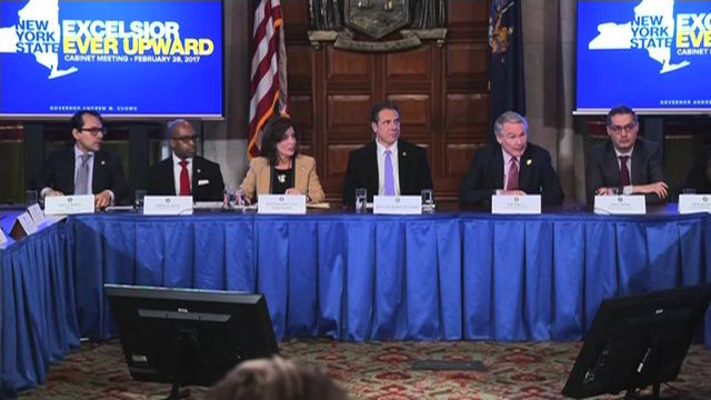 Cuomo calls anti-Semitic attack in NY  'reprehensible'