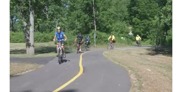 400 Miles On The Erie Canal Bike Ride Explores Path Across NY