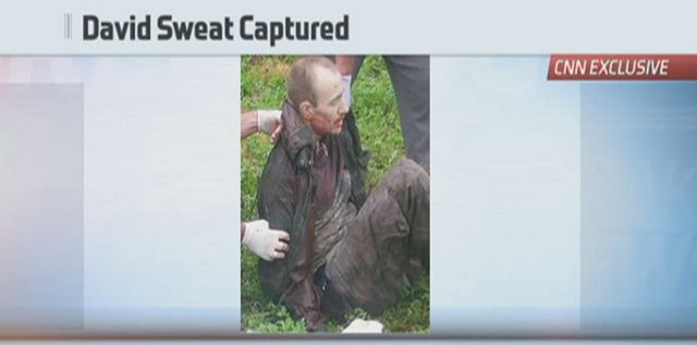 Manhunt Over: Unarmed David Sweat Shot, in Critical Condition at Albany Medical Center