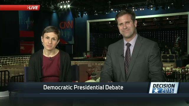 TWC News Online: Post-Democratic Debate Coverage