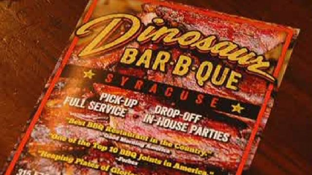 Time and Preparation Key Ingredients to Big Flavor at Dinosaur BBQ