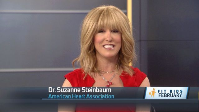 Fit Kids Take It From Me: Dr. Suzanne Steinbaum