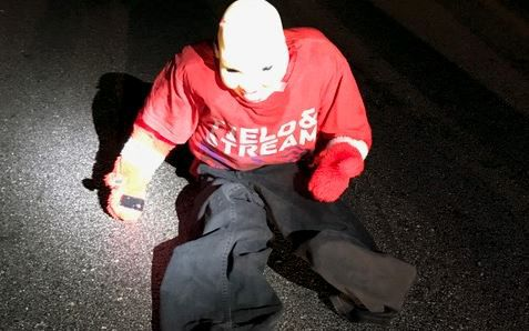 Dummy Used in Attempted Carjacking in Carteret County