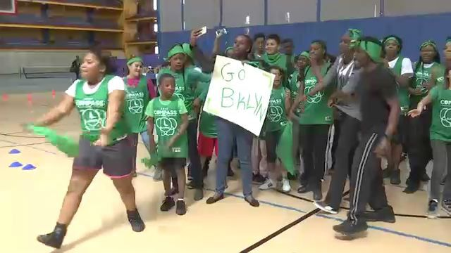 In 'Battle of the Boroughs' Olympics, Student Athletes Compete for Bragging Rights
