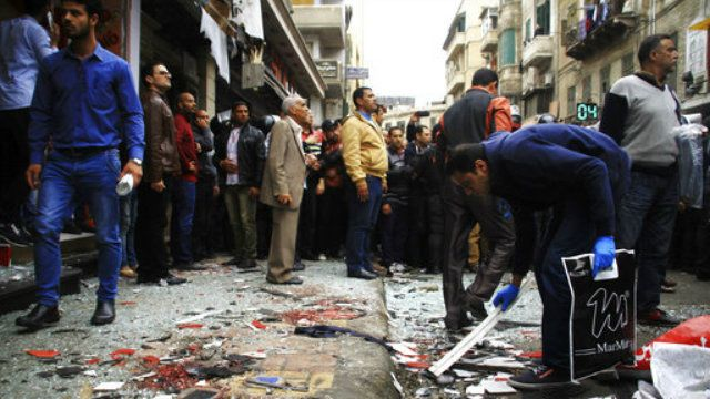 Palm Sunday Church Bombings in Egypt Kill 44, Wound More Than 100