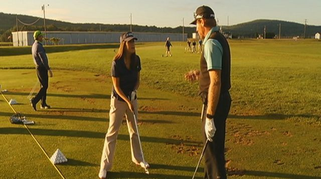 Dick's Open: Learning the Fundamentals of Golf